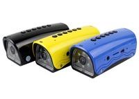 New Utility Sport DVR High Speed Recording 1.3 Million Pixel 62 Degree Flashlight FM Radio MP3 6LED Q3046Z  Alishow