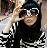 Free Shipping New women's sunshading large sunglasses polarized sunglasses