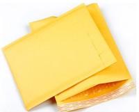 Free Shipping 15x22cm 100pcs/lot Kraft Bubble Mailers Padded Envelopes Bags CD DVD 13622042