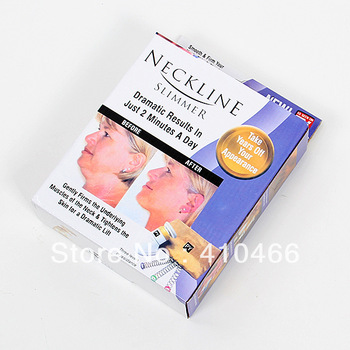 2013 New Arrival !! 3pics/lot Portable Neckline Slimmer Neck Exerciser Chin Massager, Free Shipping, Dropshipping
