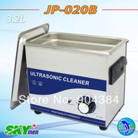 hot sale JP-020B ultrasound cleaner 3.2L for jewelry clean with cheap price