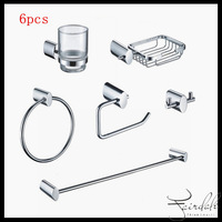 Bathroom sets 6 pieces set Bathroom Accessories Sets