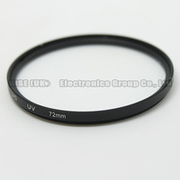 72mm Ultra-Violet UV lens Filter Protector for Nikon Canon Sony Pentax Sigma OM - Free Shipping