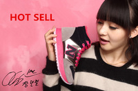 2013 women running shoes increase fashion casual shoes platform shoes