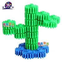 Building blocks child plastic toy
