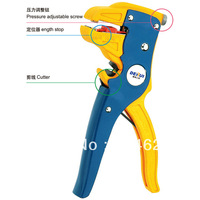 HS-700D cable stripping tool/automatic wire stripper,for single or multiple cables section 0.25-2.5mm2