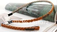 Free shipping  Handmade play braid hairband &springclip suit