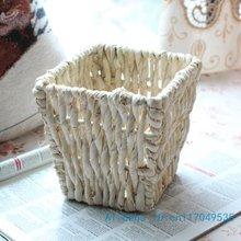 Beautiful Weaved vase Home Decoration Gift V92(China (Mainland))