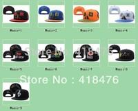 Free shipping! (2pcs/lot)2013 cheap Music SnapbacksBasketball cap Adjustable cap