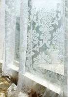hot & wholesale,promotion curtain,europe style white gauze curtain