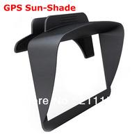 "Universal Car Sunshade Visor for 4.3"" 5"" 6"" 7"" GPS Navigator 4.3inch 5inch 6inch 7inch Sunshield GPS Holder Hook No Reflective"