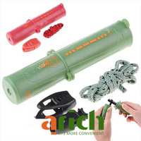 All-in-one Multifunction Survival Tool Survival Kits Set for Outdoor Activities
