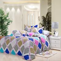 Textile piece set bed sheets duvet cover cotton 100% cotton princess bedding