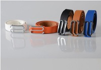 2013 Men & Women Fashion Belt PU Belt More Color 7662