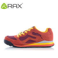 New arrival rax suede walking shoes outdoor shoes slip-resistant ultra-light beyond occasion classic running shoes