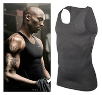 men vest  !!! 2013 Gray basketball jersey tights trainning clothing tactical vest sportswear men basketball Free shipping