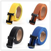 2013 New Men & Women Fashion Belt PU Belt  7663