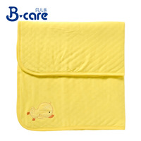 Baby blanket  100% cotton   multifunctional blankets two-sided 100CM*75CM