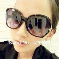 2014 New women's sunglasses  UV protection  Free Shipping