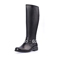Free shipping men riding  boots Fashion men's boots high-leg boots riding boots outdoor boots martin boots
