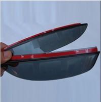 2012 Mazda CX-5 CX 5 review mirror rain shield Rear Mirror Guard Rain Shade car accessories door visor