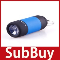 [SubBuy] New Mini Keychain Pocket Torch USB Rechargeable LED Light Flashlight Lamp wholesale