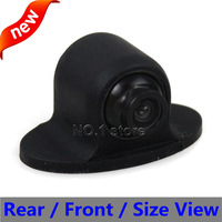 Wide Angle SPY Cam Rear View Car Camera Rear/ Front / Side View Parking Assistance System Kit