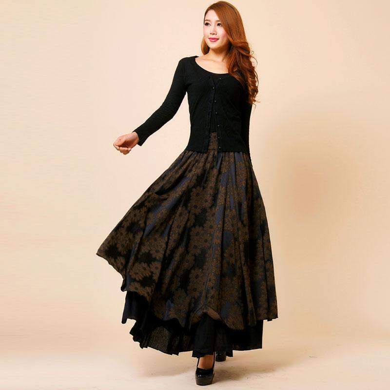 Женская Одежда Юбки Длинные Не Дорого