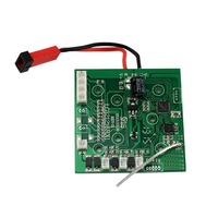 Circuit Board  Receiver For 51CM Big Large 2.4Ghz 4.5CH 6-Axis GYRO Quadcopter UFO Outdoor RC Helicopter Remote Control Toys X30