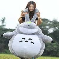 Free shipping Wholesale Hot Sell Christmas Promotion Japan Anime TOTORO Stuffed Plush Doll Pillow Cushion Birthday gift 40cm