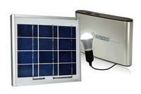 3w solar home power supply solar lights outdoor lamp charger