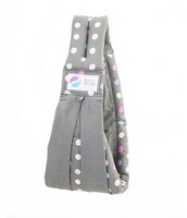 Baba baby slings crossbody bag hold with bags polka dot cradle belt