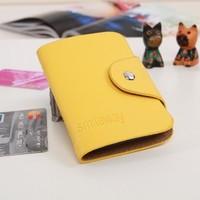 hot  Picard's bag leather credit card bag business card holder card case card case