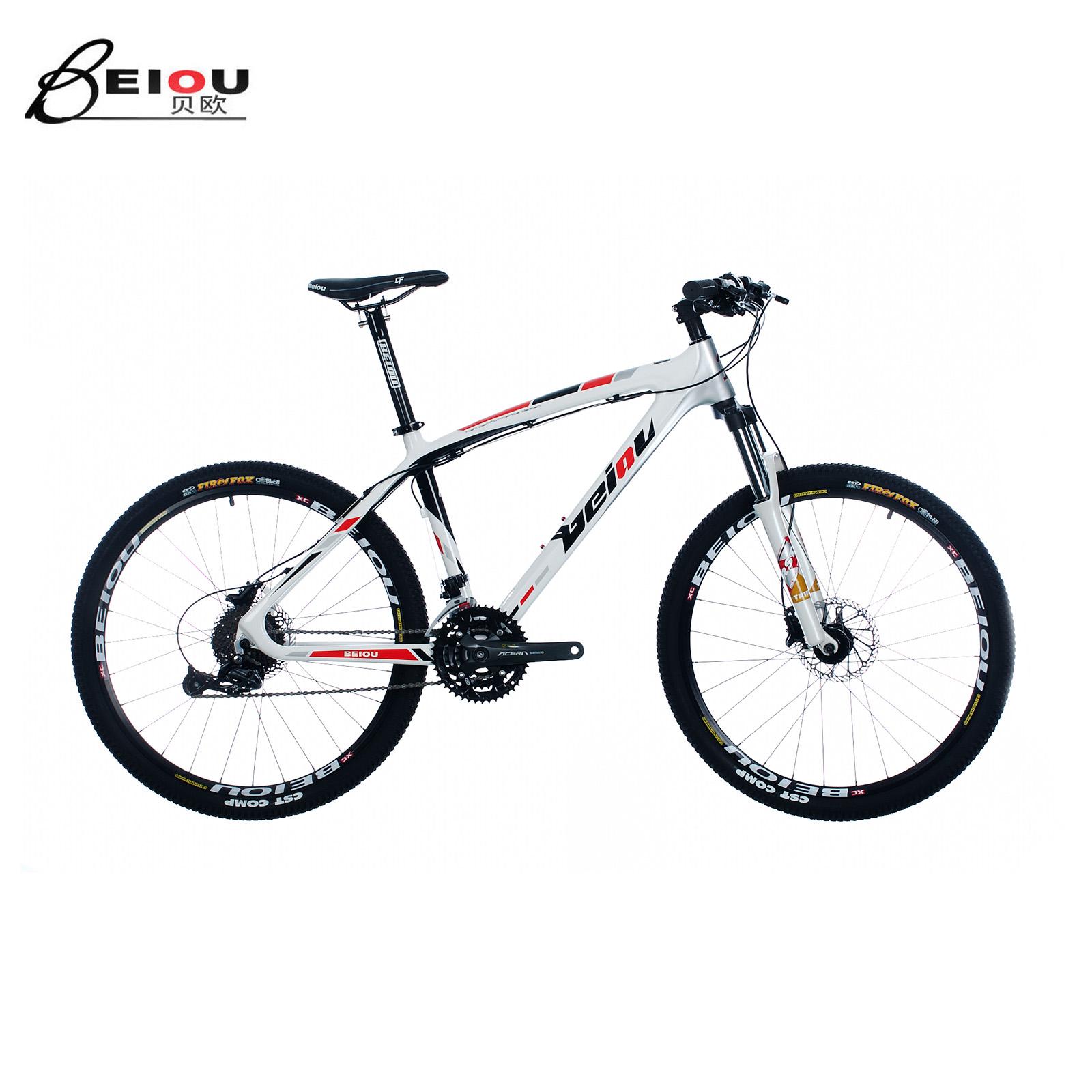 Beiou углеродного волокна горный велосипед 27 комплект ...