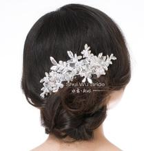 wholesale bridal hair accessories flower