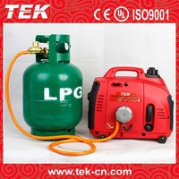 HIGH PERFORMANCE!!!EU10i LPG 1kw Digital Generator