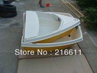 2014 Latest Portable Light Faberglass Fishing Dinghy Fishing Boat