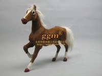 High artificial animal horse model birthday gifts home decoration rustic accessories