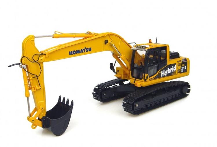 Uh small komatsu hb215 lc hybrid excavator mixed model 8081(China (Mainland))