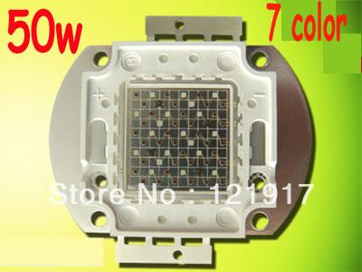 Promotional por preço baixo custo, chip de 50w cresce a luz led, DIY cresce a luz para estufa / hidroponia / jardim interior , de alta qualidade(China (Mainland))