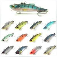 VIB 70mm/7G 5pcs Sinking Vibration Lure hard bait Crankbiat fishing lure