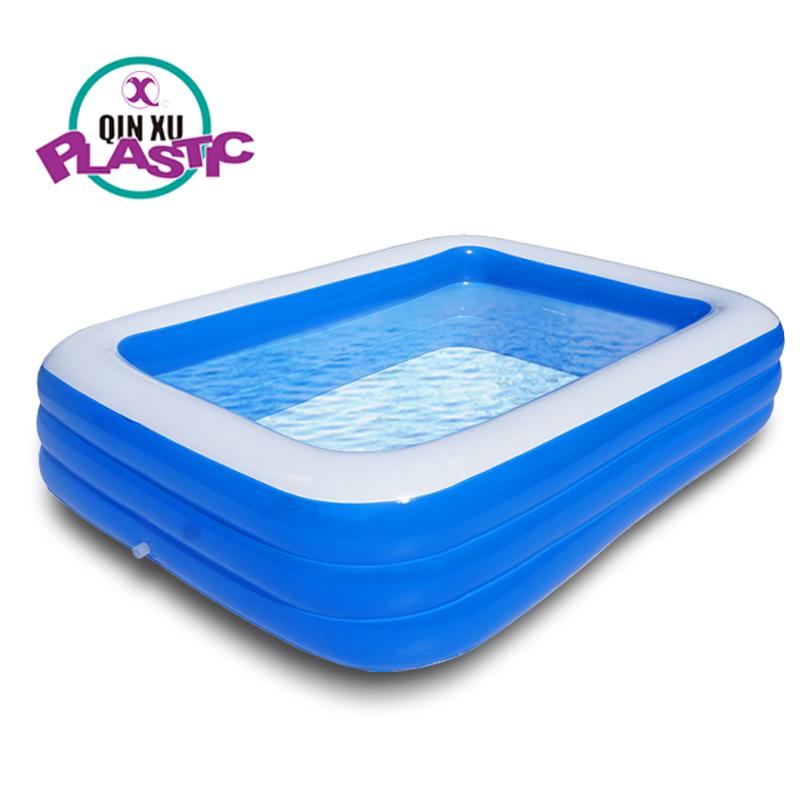 Ultralarge qinxu grosso piscina adulto grande piscina de plástico(China (Mainland))
