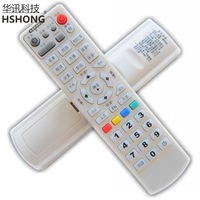 Hshong wired digital tv coship cdvbc5800 set-top box remote control