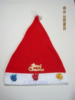 Christmas decoration christmas cap flower hat santa claus hat Christmas gift