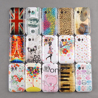 Chic Fashion Cute Pattern Skin Back Case Cover For Samsung Galaxy Y S5360 Hard PC