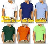 2013 New Mens cotton T- Shirt Men's Short Sleeve slim fithave brand logo shirt size S M L XL XXL XXXL