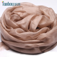 2013 quality cashmere scarf cape women's autumn and winter solid color 300 ring velvet