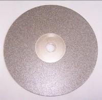 8 inch Grit #80 Lapidary tools /  Flat lap diamond grinding discs