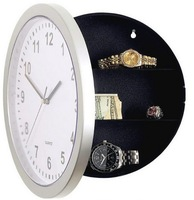 Hidden Safe Wall Clock Working Wall Clock Safe