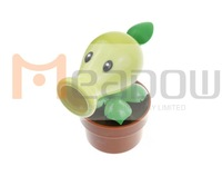 Portable Speaker Mono pea plants vs zombies mini speaker for phones and tablet Peashooter Mini Speaker Free shipping /jennifer